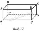 Trả lời câu hỏi 3 Bài 2 trang 99 SGK Toán 8 Tập 2