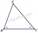 Trả lời câu hỏi 3 Bài 1 trang 55 SGK Toán 7 Tập 2