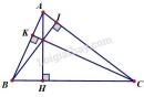 Trả lời câu hỏi 1 Bài 9 trang 81 SGK Toán 7 Tập 2