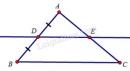 Trả lời câu hỏi 1 Bài 4 trang 76 SGK Toán 8 Tập 1