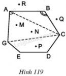 Trả lời câu hỏi 3 Bài 1 trang 114 SGK Toán 8 Tập 1