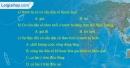 Bài 2 trang 16 vở bài tập Địa lí 9