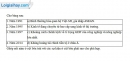 Bài 2 trang 17 vở bài tập Địa lí 9