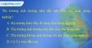 Bài 5 trang 21 vở bài tập Địa lí 9