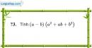Trả lời câu hỏi 3 Bài 5 trang 15 SGK Toán 8 Tập 1