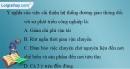 Bài 4 trang 30 vở bài tập Địa lí 9