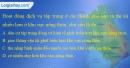 Bài 3 trang 35 vở bài tập Địa lí 9