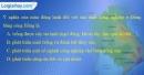 Bài 3 trang 50 vở bài tập Địa lí 9