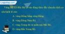 Bài 6 trang 54 vở bài tập Địa lí 9