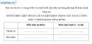 Bài 2 trang 56 vở bài tập Địa lí 9