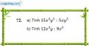 Trả lời câu hỏi 2 Bài 10 trang 26 SGK Toán 8 Tập 1