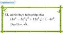 Trả lời câu hỏi 2 Bài 11 trang 28 SGK Toán 8 Tập 1