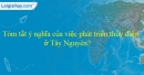 Bài 2 trang 74 vở bài tập Địa lí 9
