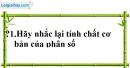 Trả lời câu hỏi 1 Bài 2 trang 37 SGK Toán 8 Tập 1