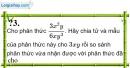Trả lời câu hỏi 3 Bài 2 trang 37 SGK Toán 8 Tập 1