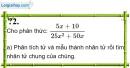 Trả lời câu hỏi 2 Bài 3 trang 39 SGK Toán 8 Tập 1