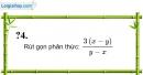 Trả lời câu hỏi 4 Bài 3 trang 39 SGK Toán 8 Tập 1