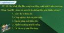 Bài 3 trang 83 vở bài tập Địa lí 9