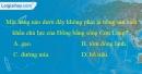Bài 4 trang 91 vở bài tập Địa lí 9