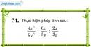 Trả lời câu hỏi 4 Bài 8 trang 54 SGK Toán 8 Tập 1