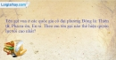 Bài tập 4 trang 14 vở bài tập lịch sử 6
