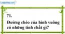 Trả lời câu hỏi 1 Bài 12 trang 107 SGK Toán 8 Tập 1