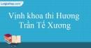 Vịnh khoa thi Hương - Trần Tế Xương