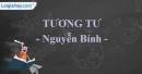Tương tư - Nguyễn Bính