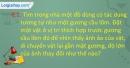 Câu 8.2, 8.3 phần bài tập trong SBT – Trang 25 Vở bài tập Vật lí 7
