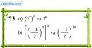 Trả lời câu hỏi 3 Bài 5 trang 18 SGK Toán 7 Tập 1
