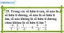 Trả lời câu hỏi 5 Bài 1 trang 7 SGK Toán 7 Tập 1