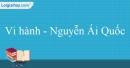 Vi hành - Nguyễn Ái Quốc