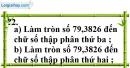 Trả lời câu hỏi 2 Bài 10 trang 36 SGK Toán 7 Tập 1
