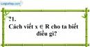 Trả lời câu hỏi 1 Bài 12 trang 43 SGK Toán 7 Tập 1