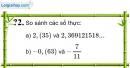 Trả lời câu hỏi 2 Bài 12 trang 43 SGK Toán 7 Tập 1