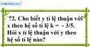 Trả lời câu hỏi 2 Bài 1 trang 52 SGK Toán 7 Tập 1