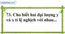 Trả lời câu hỏi 3 Bài 3 trang 57 SGK Toán 7 Tập 1