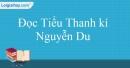 Đọc Tiểu Thanh kí - Nguyễn Du