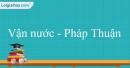 Vận nước - Pháp Thuận