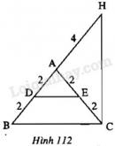 Trả lời câu hỏi 1 Bài 6 trang 126 SGK Toán 7 Tập 1