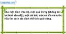 Bài 4.3 trang 12 SBT Vật lí 6