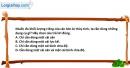 Câu 11.1, 11.2, 11.3, 11.5 phần bài tập trong SBT – Trang 42 Vở bài tập Vật lí 6