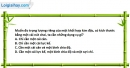 Câu 11a, 11b, 11c phần bài tập tương tự – Trang 43 Vở bài tập Vật lí 6