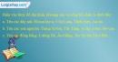 Bài 2 trang 5 vở bài tập Địa lí 8