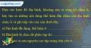 Bài 3 trang 6 vở bài tập Địa lí 8
