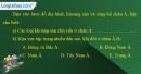 Bài 4 trang 6 vở bài tập Địa lí 8