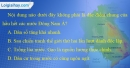 Bài 4 trang 32 vở bài tập Địa lí 8