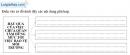 Bài 4 trang 34 vở bài tập Địa lí 8