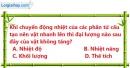 Câu 21.1, 21.2, 21.3, 21.5 phần bài tập trong SBT – Trang 101, 102 Vở bài tập Vật lí 8