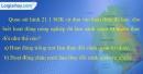 Bài 1 trang 42 vở bài tập Địa lí 8